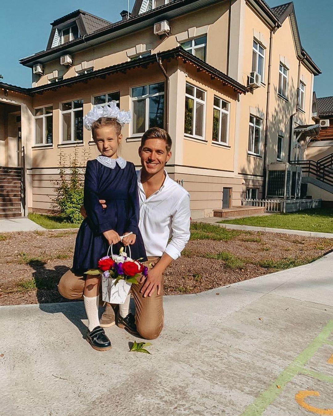 Владимир Остапчук дети
