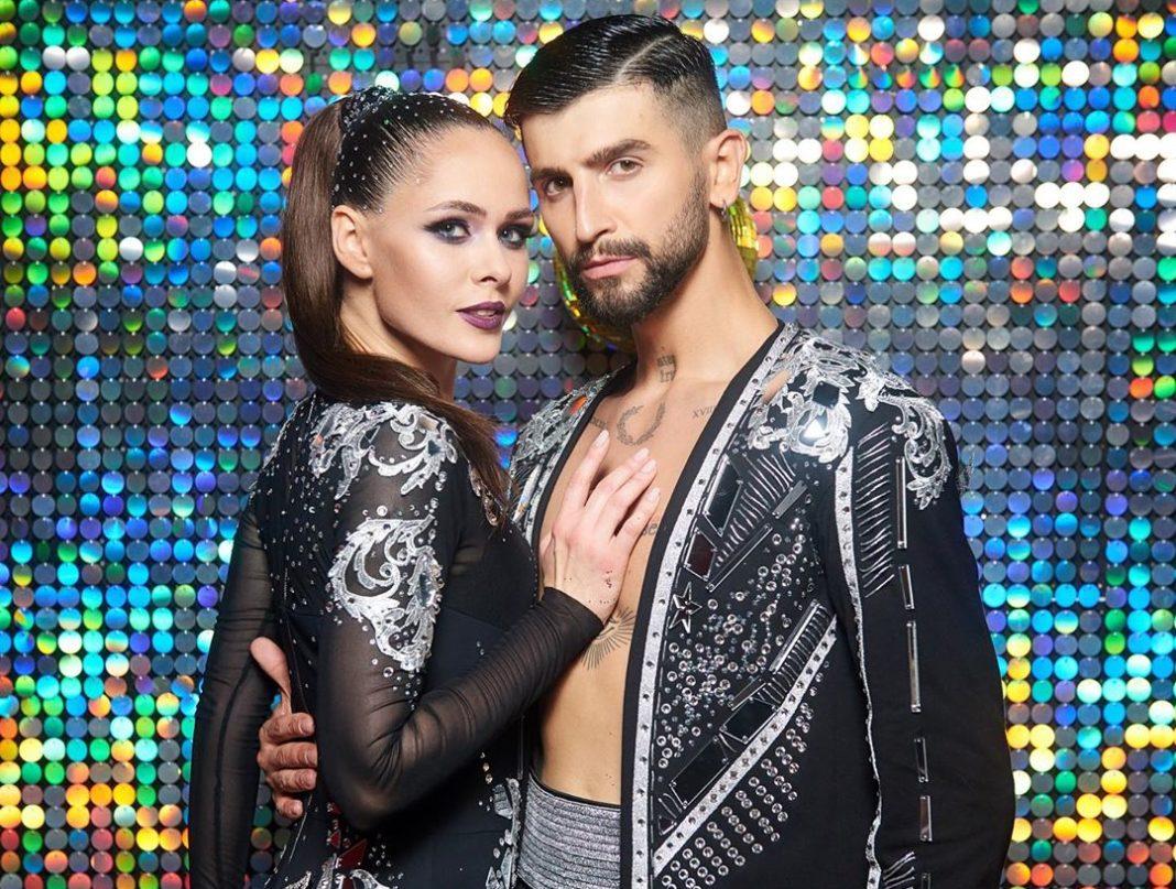 Юлия Санина танцы