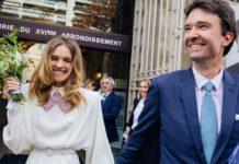 Водянова Арно свадьба