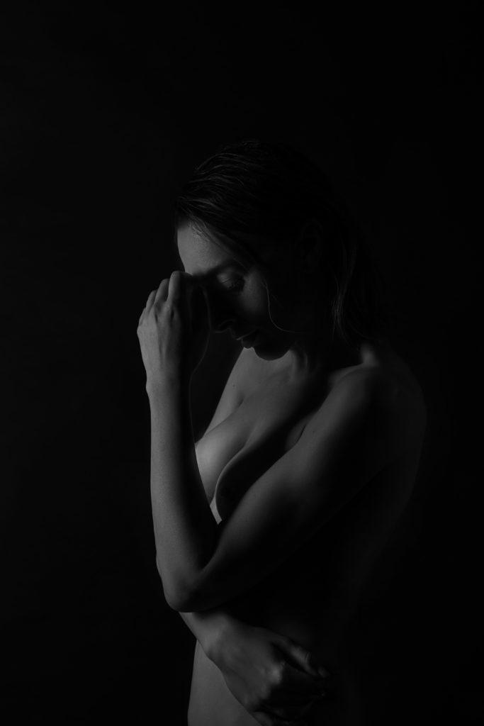 Анна Добрыднева в фотопроекте «Антиэйджизм. Возраст не имеет значения»