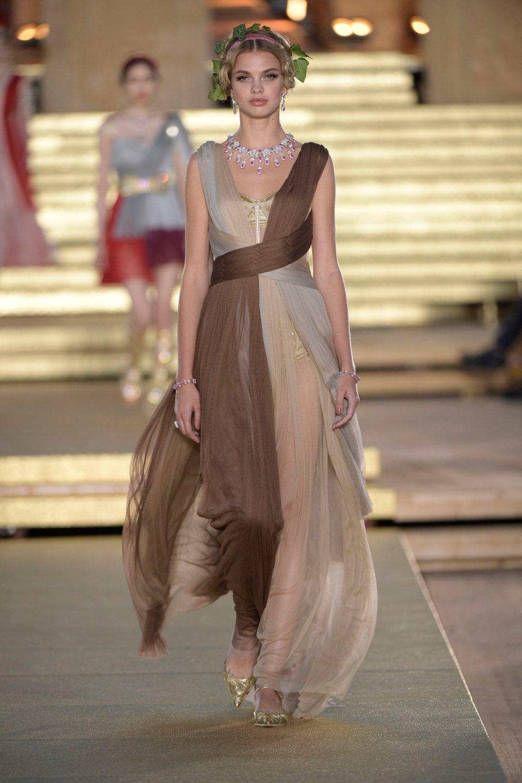 Даша Хлистун Dolce&Gabbana