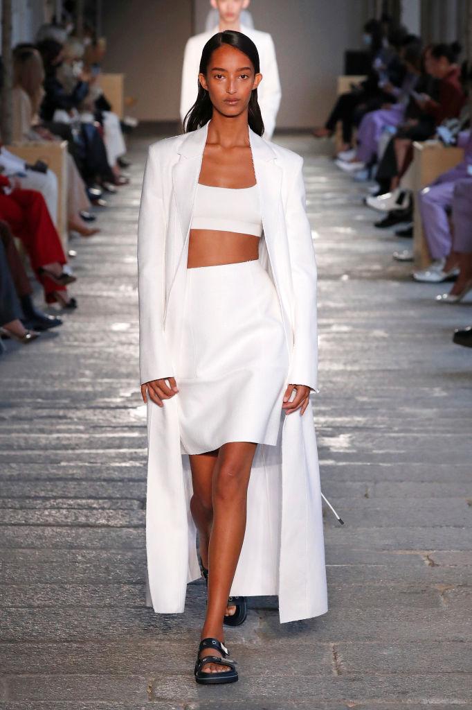 HugoBoss мода весна-лето 2021