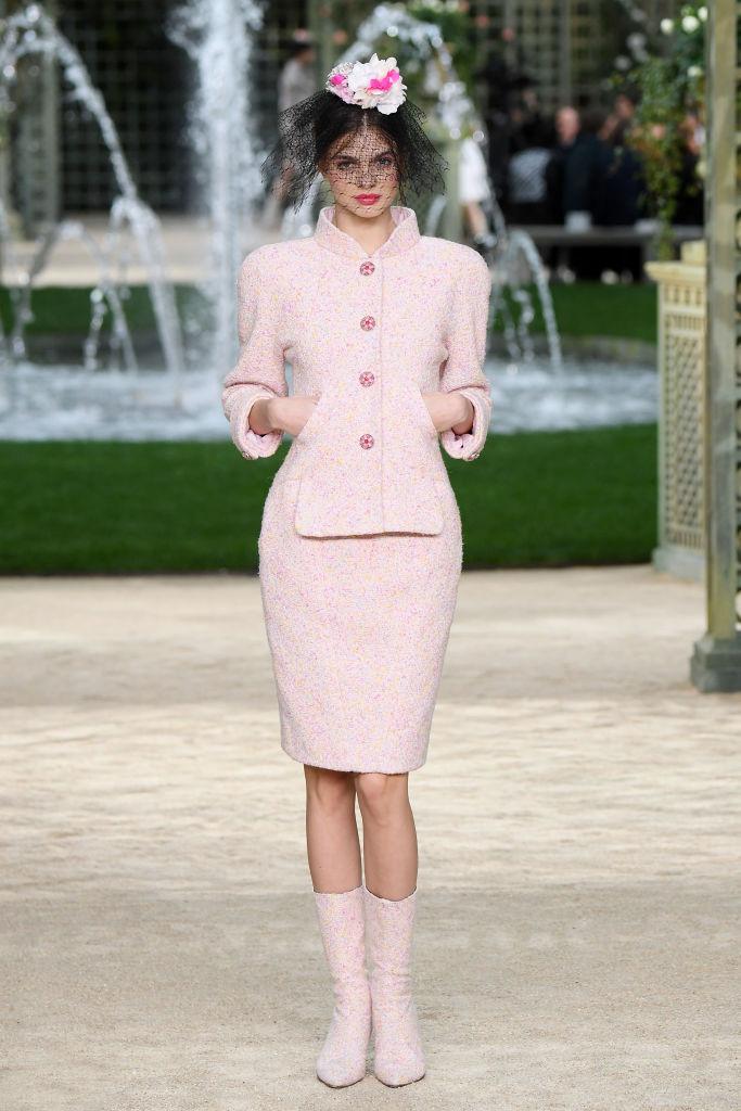 Даша Хлистун Chanel