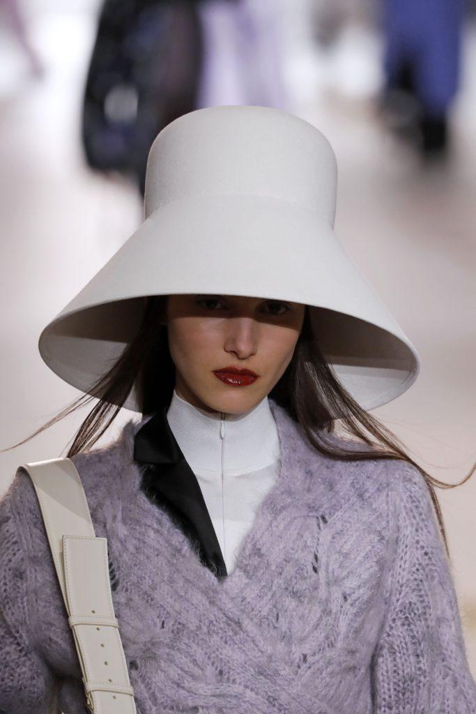 модные шляпки осени 2020