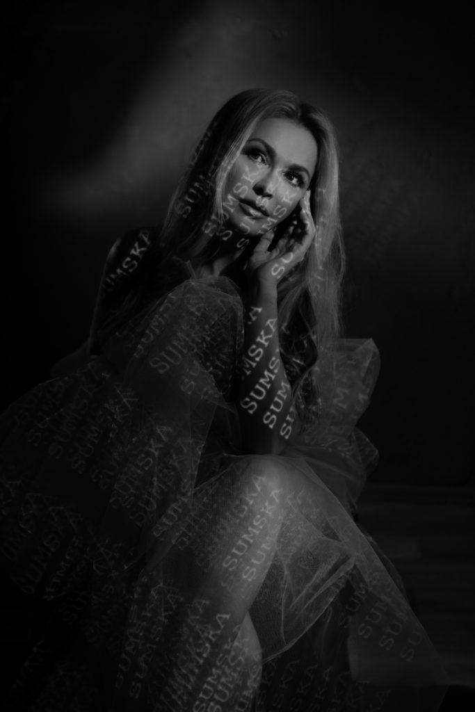 Ольга Сумская в фотопроекте «Антиэйджизм. Возраст не имеет значения»