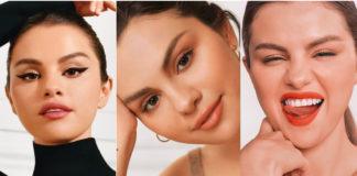 Модный макияж осени от Селены Гомес
