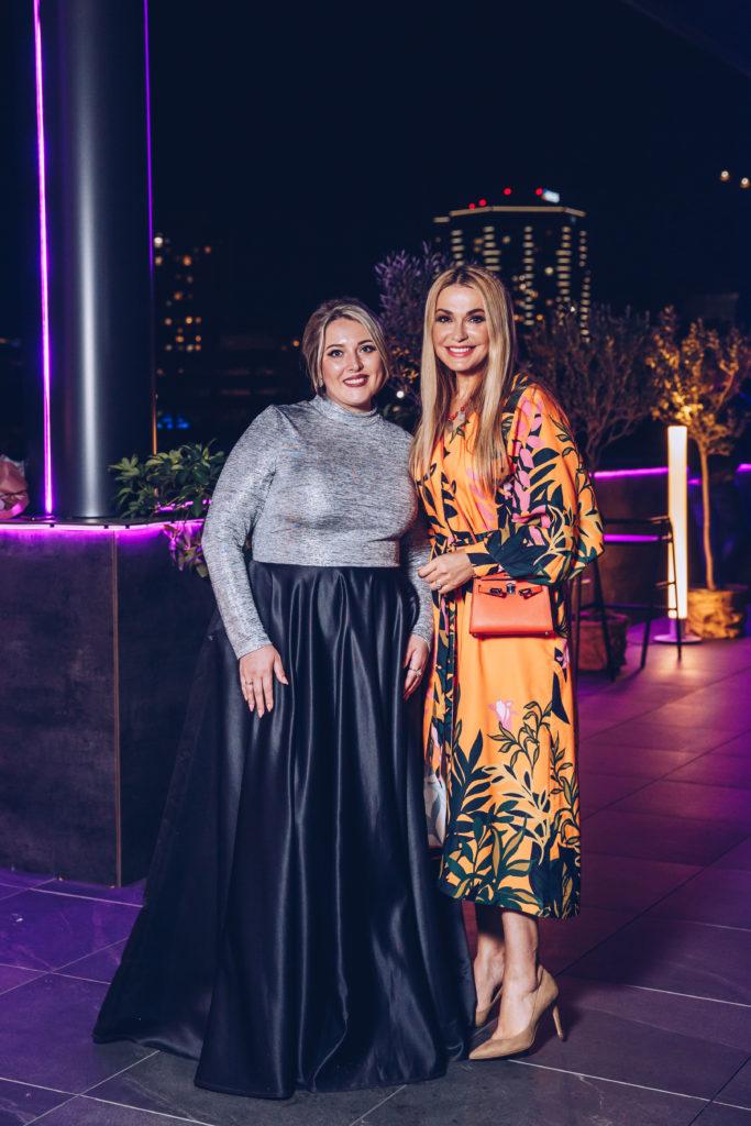 Trisha и Ольга Сумская