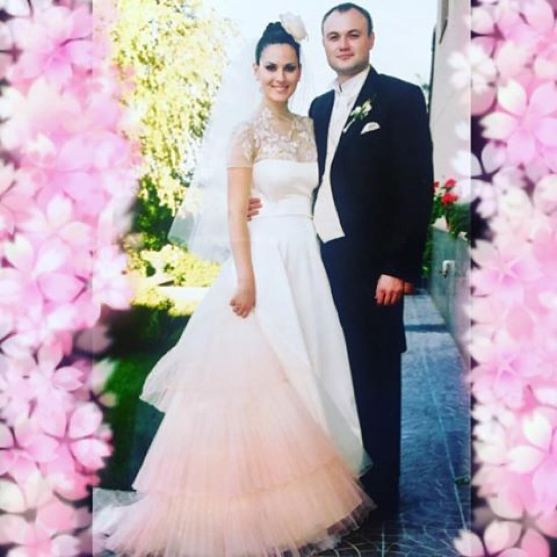 Маша Ефросинина свадьба