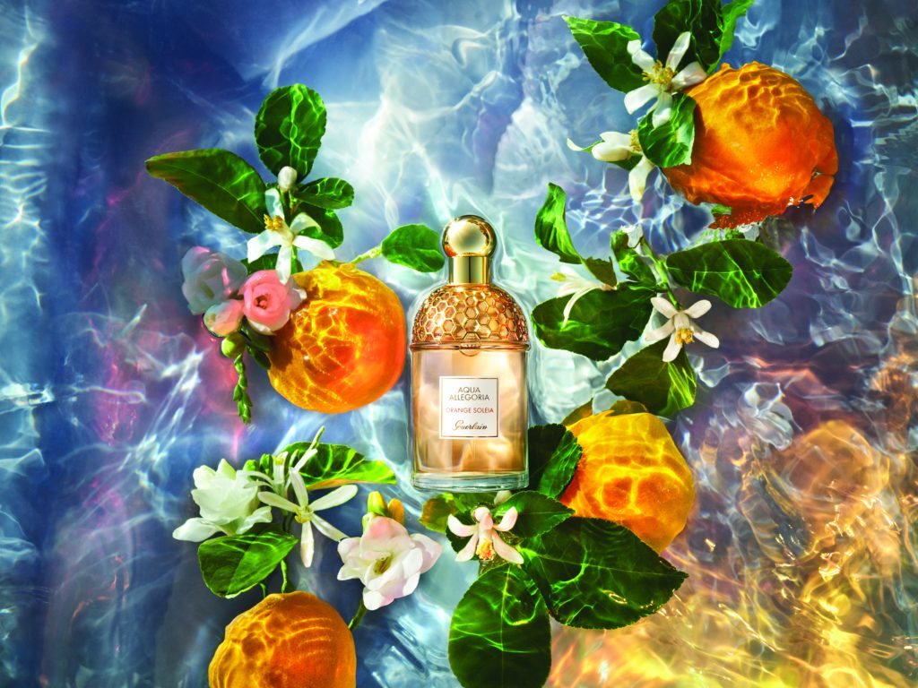 цитрусовый аромат