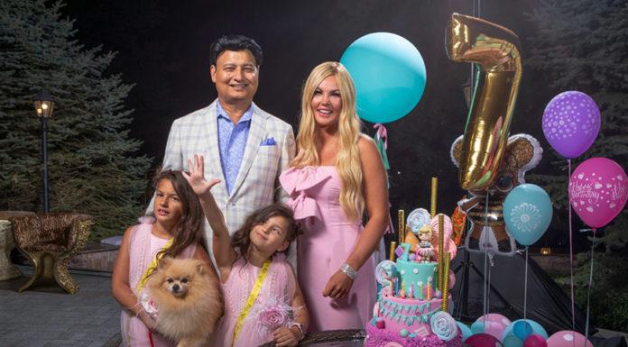 певица камалия мохаммад захур муж дети дочери близнецы арабелла мирабелла день рождения мама
