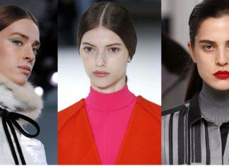 модный макияж осени 2020