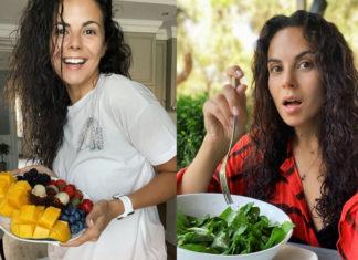 настя каменских nk фигура похудение питание стройность диета