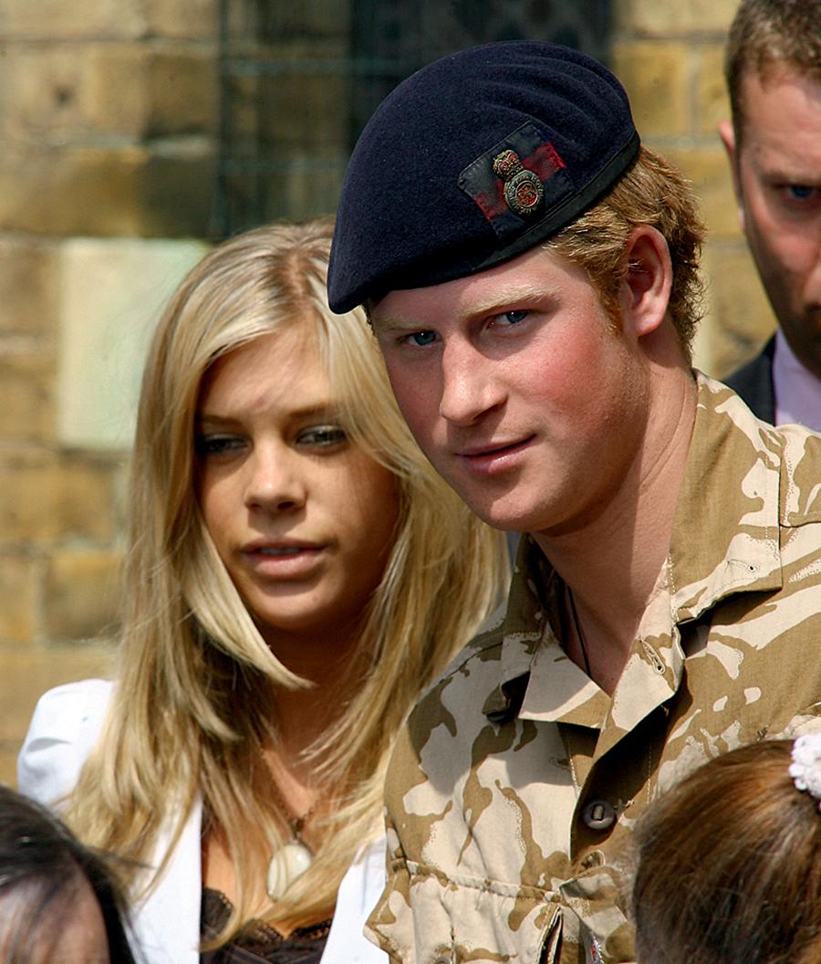 принц гарри день рождения челси дэйви девушка с кем встречался бывшая