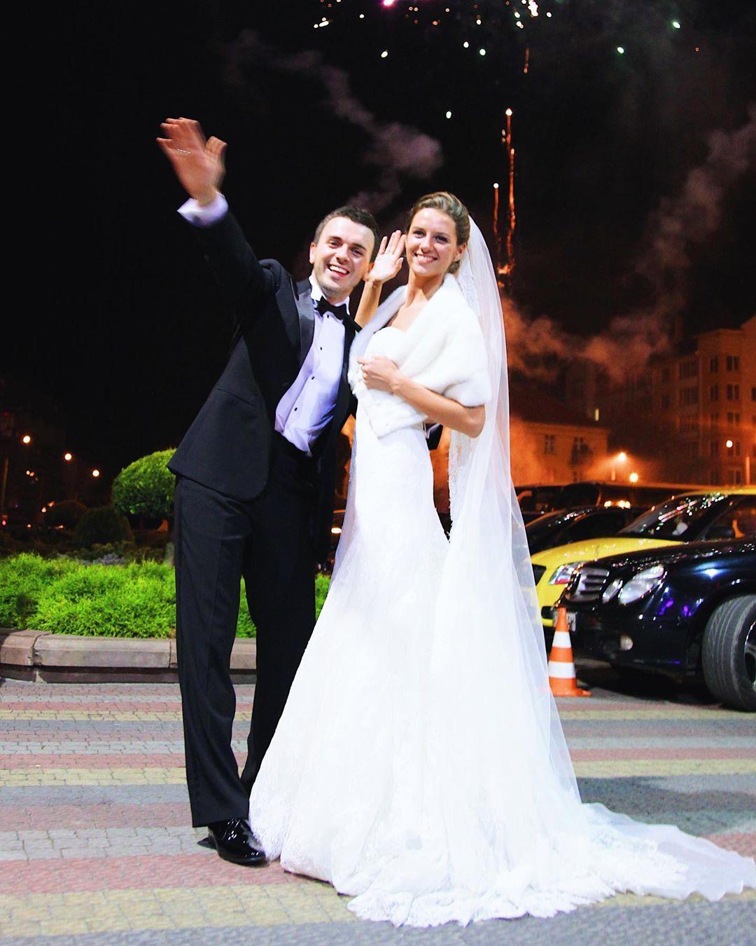 свадьба решетника