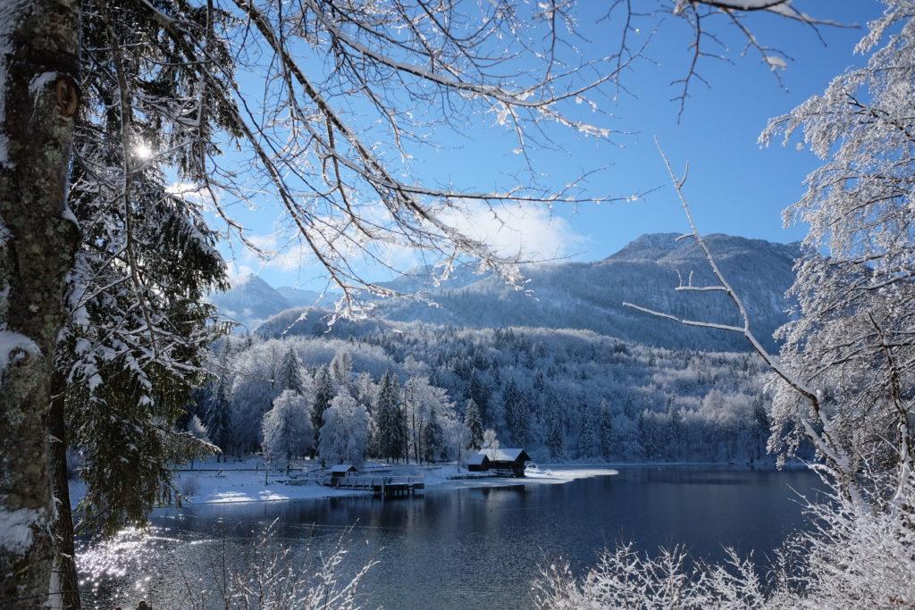 курорт Бохинь, Словения