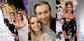 свадьба сына марченко