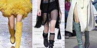 сапоги ботинки ботильоны осень зима 2020 2021 золотые кожа крокодила розовые на шнурках черные на грубой подошве