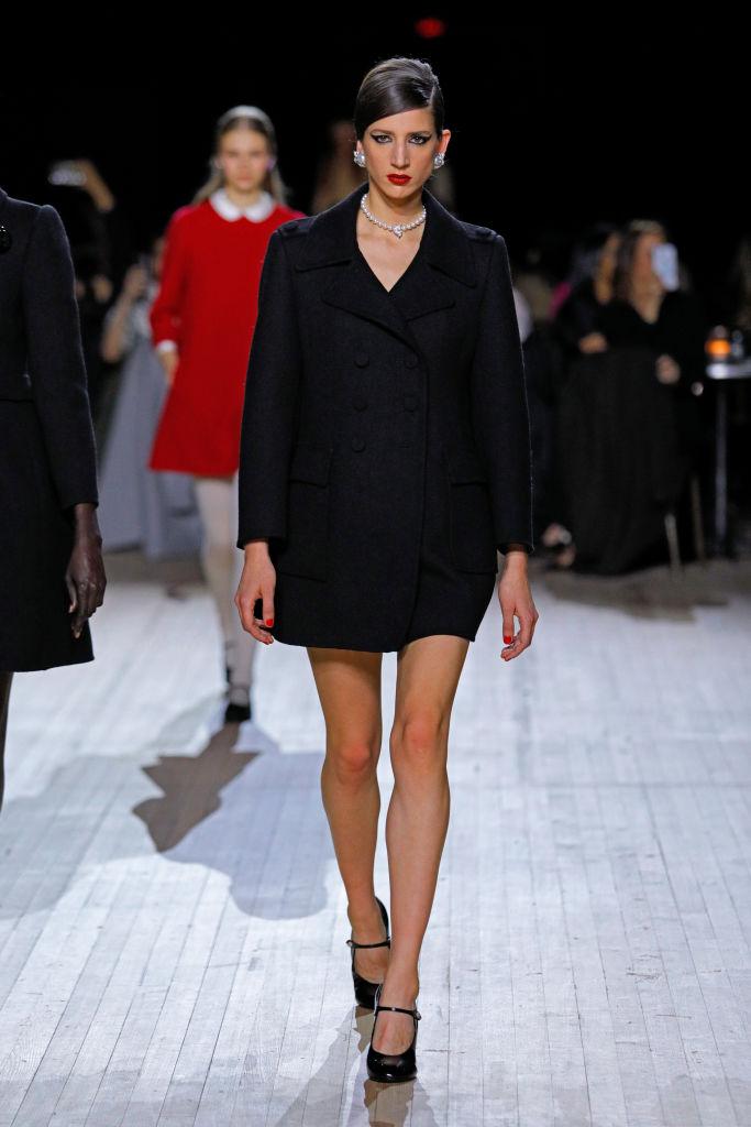 короткое пальто Marc Jacobs