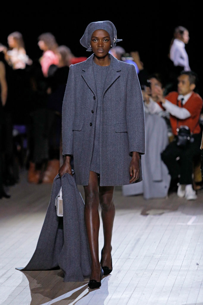 пальто осень 2020
