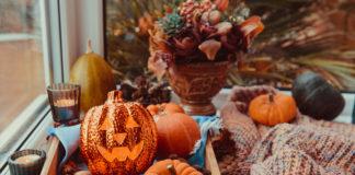 хэллоуин декор