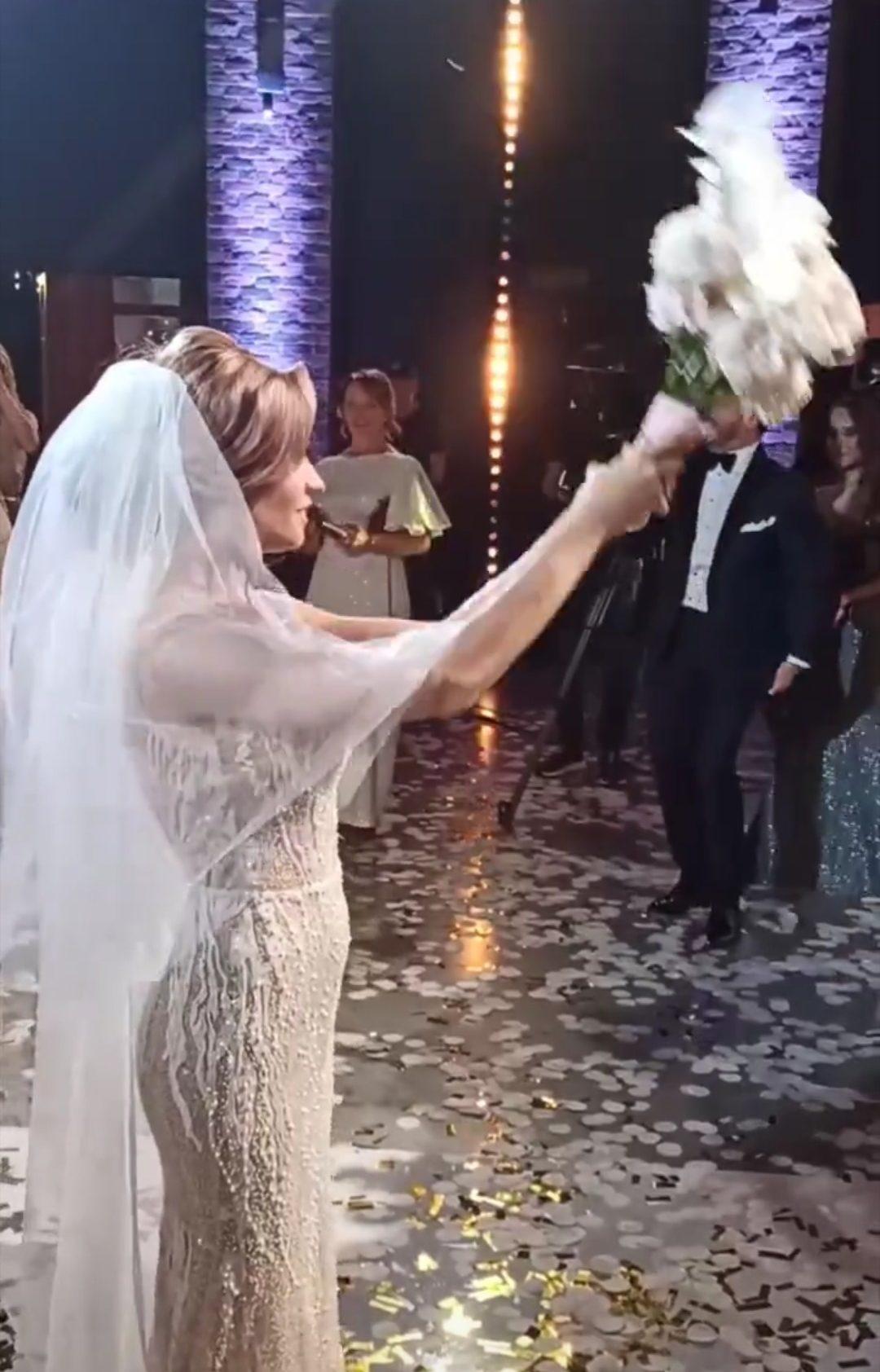 невестка марченко платье