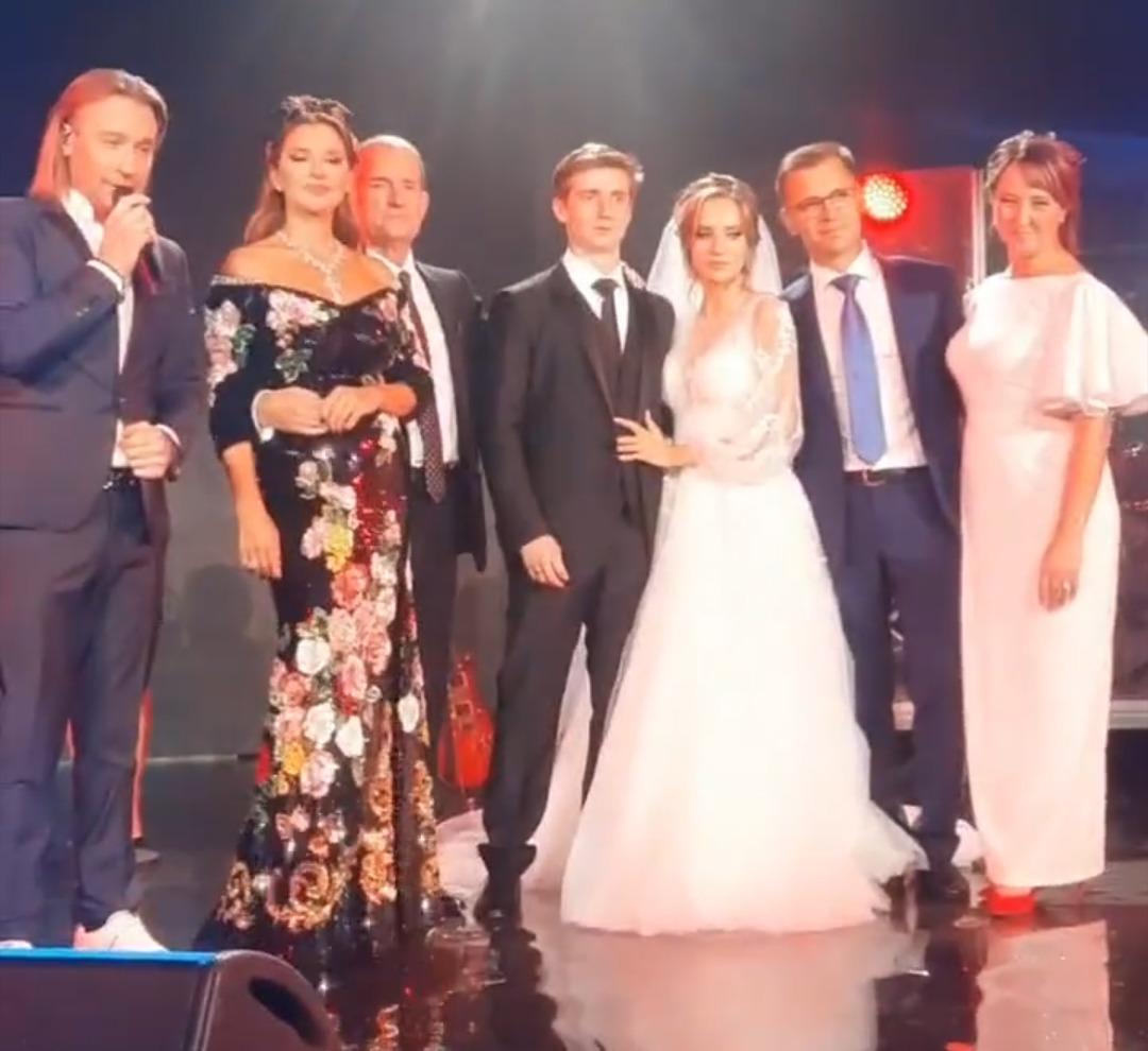 свадьба марченко