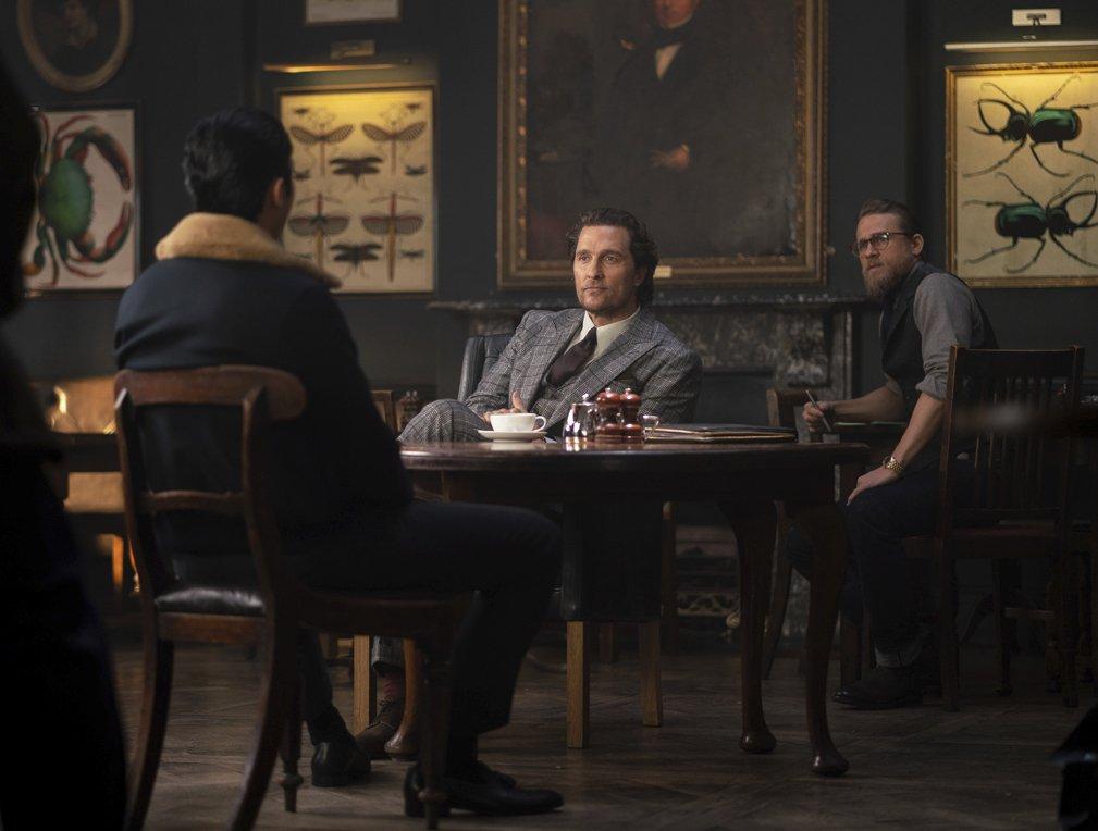 Джентльмены (2019, Великобритания), Метью Макконахи