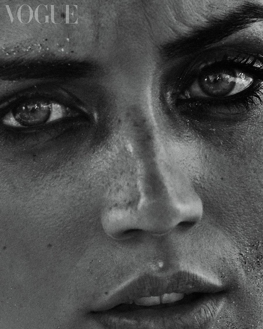 ана де армас vogue вог бен аффлек кто такая биография интервью фотосессия