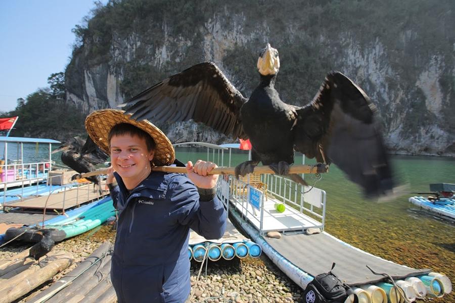 дмитрий комаров мир наизнанку світ навиворіт путешествия тревел-шоу китай