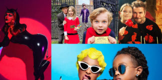 хэллоуин 2020 костюмы звезды голливуд дети