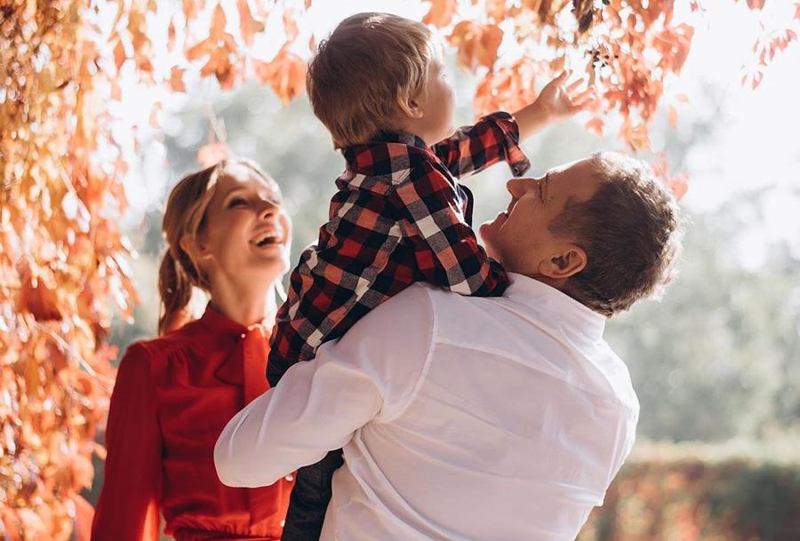 Юрий горбунов катя осадчая отношения семья сын