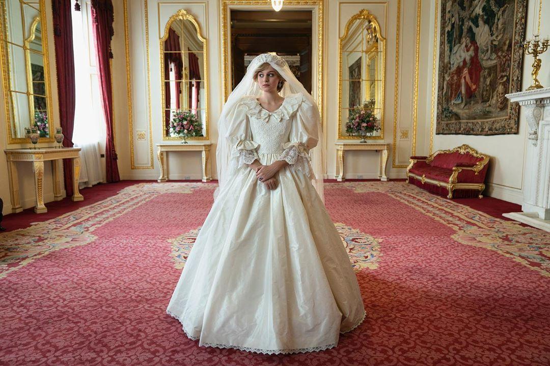 корона свадьба дианы и чарльза