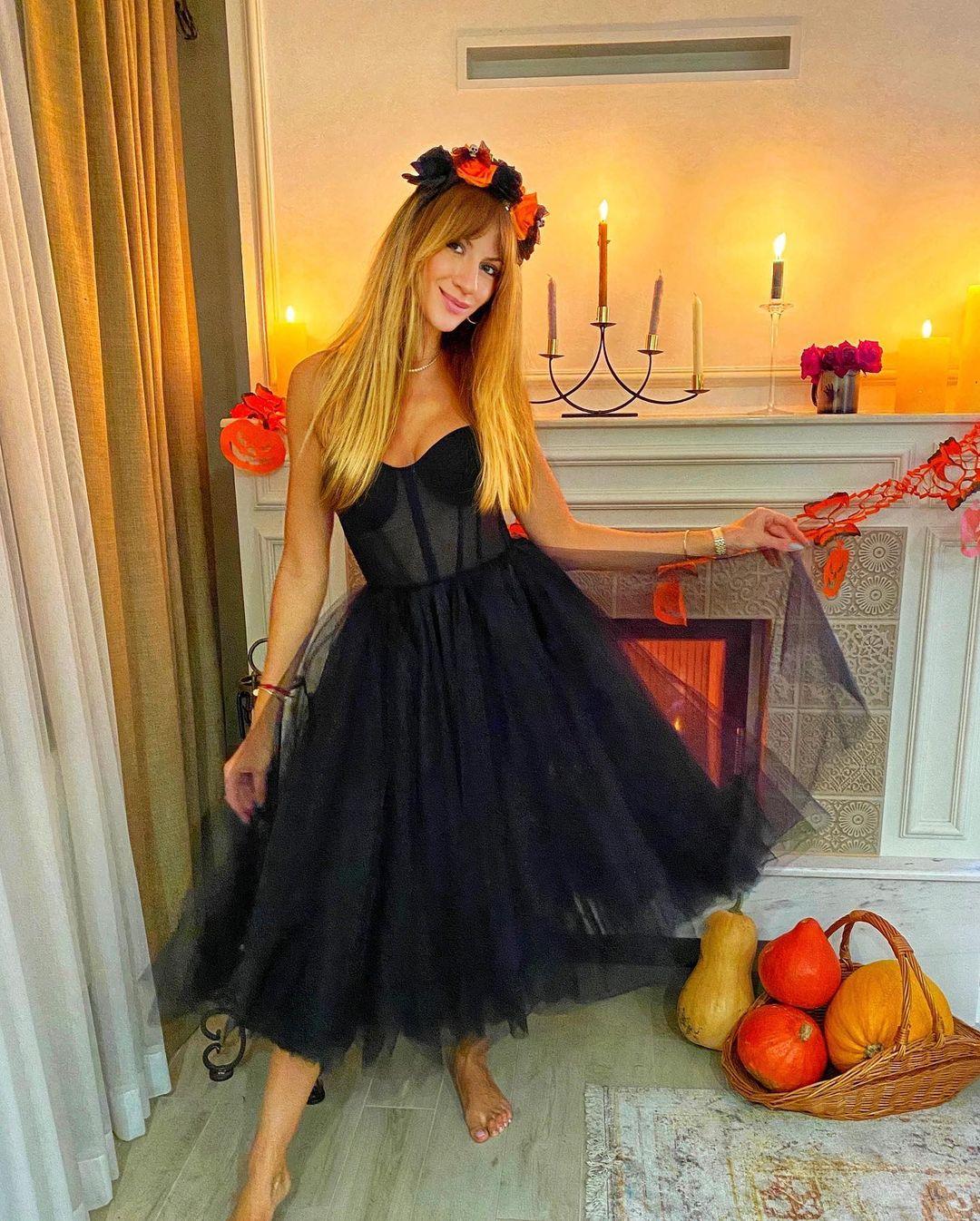леся никитюк хеллоуин