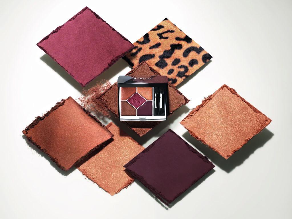 Палетка теней Diorshow 5 Couleurs Couture, № 689 Mitzah, Dior