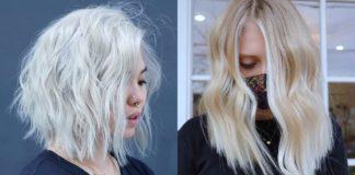 пепельный блонд 2020