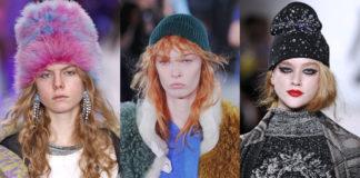 женские шапки 2021