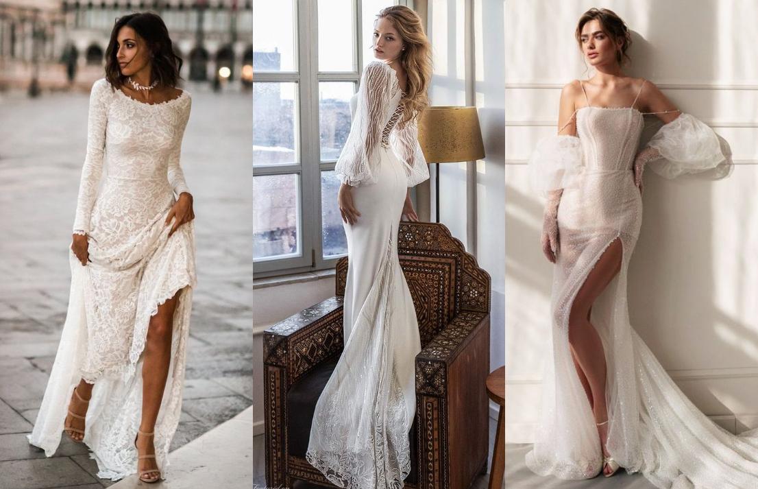 Свадебная мода: тренды осени 2021 года