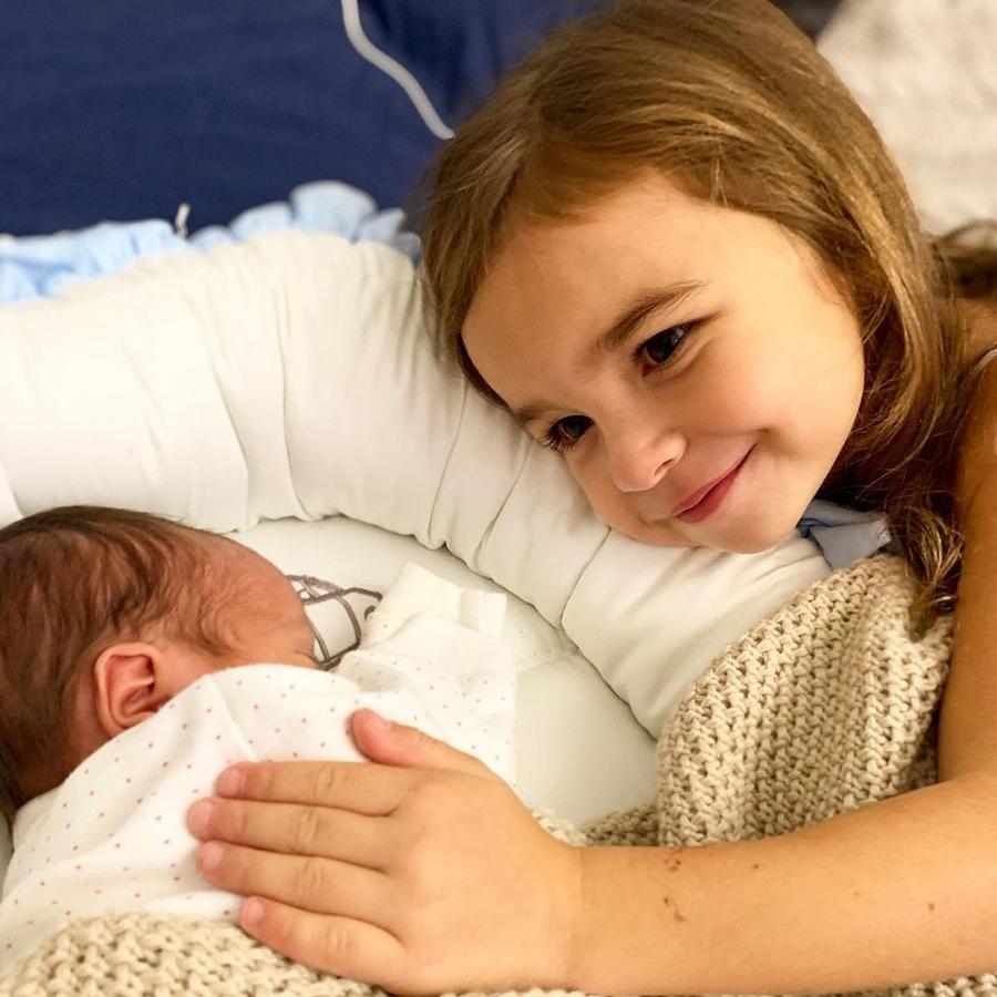 илона гвоздева дети сын доминик дочь валерия