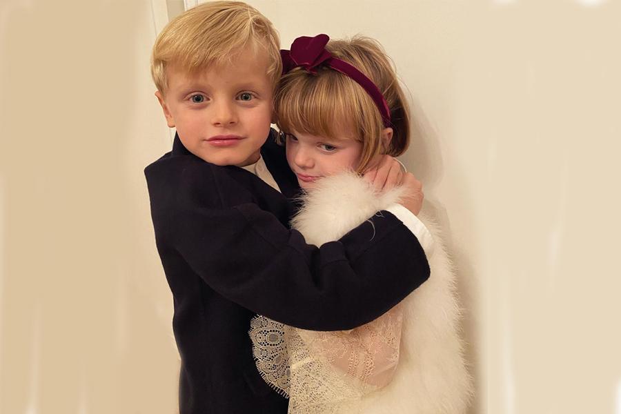 принц жак принцесса габриэлла княгиня шарлен королевская семья монако князь альбер