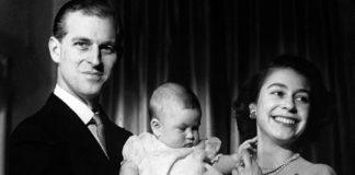 королева елизавета принци филипп 73 года свадьба годовщина в молодости история любви