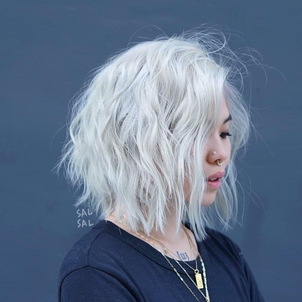 арктическийжемчужный платиновый блонд окрашивание для блондинок на светлые волосы осень-зима 2020-2021