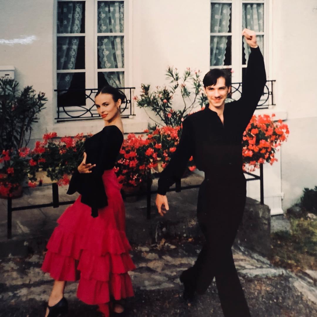Мейхер в молодости танцы