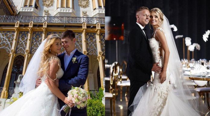 жены украинских футболистов