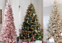 новогодня елка украшения 2021