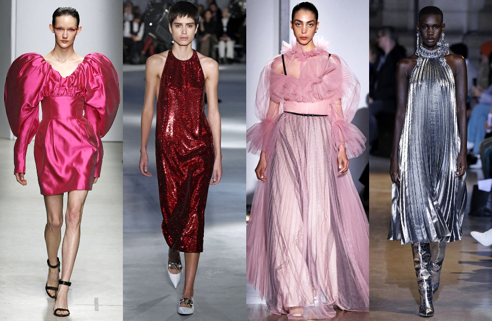 платье что надеть на новый год 2021
