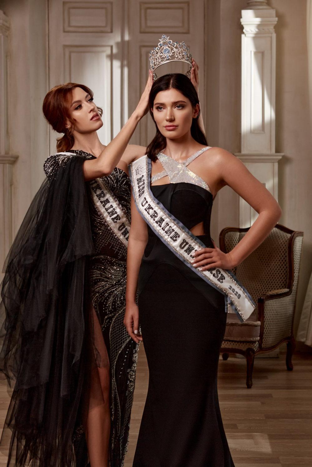 мисс украина вселенная 2020
