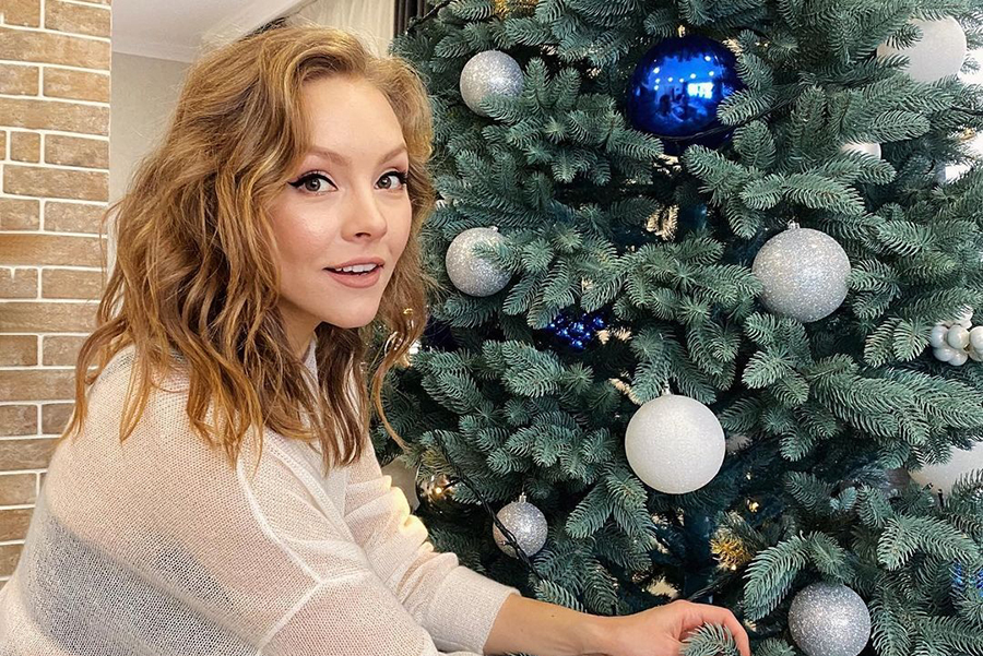 Алена Шоптенко Дмитрий Дикусар Новый год
