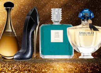 новые модные ароматы на подарок новый год 2021