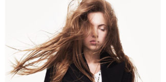 кейт мосс лила дочь обложка фотосессия Vogue вог