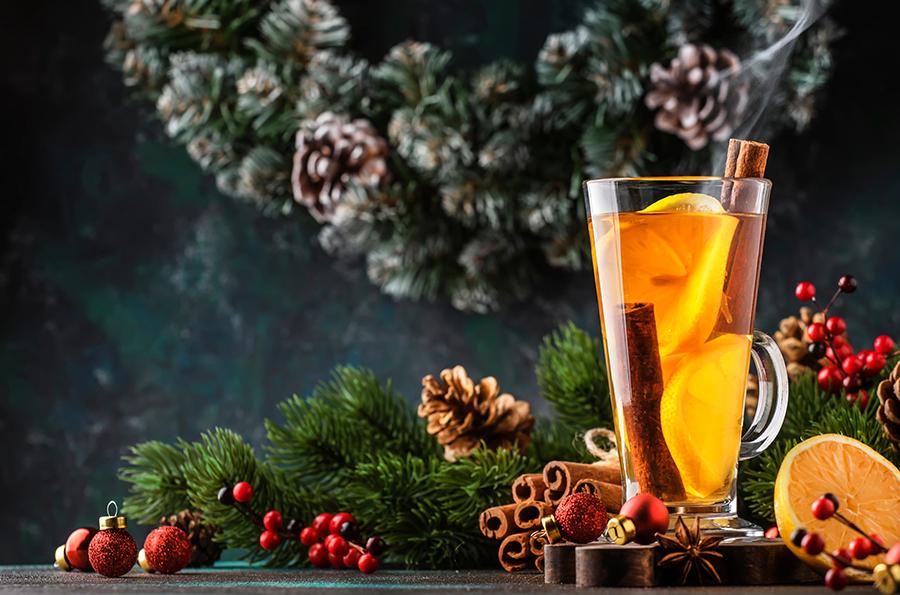 горячий коктейль напиток хот тодди ирландский чай рецепты приготовить дома новый год 2021